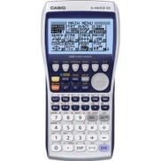Casio Graphic Calculator Fx-9860 GII SD