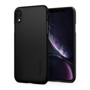 Spigen Thin Fit Black Case for iPhone XR