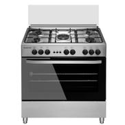 WESTPOINT 5-Burner Cooking Range WCLM-6950G8IG Silver Black 6950G8IG WCLM6950G8IG