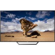 تلفزيون سوني 40 بوصة فل اتش دي الذكي ، اسود - 40W650D