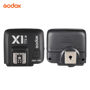 GODOX X1R-C 32 Channels TTL 1 8000s Wireless Remote Flash Receiver Shutter Release for Canon EOS Cameras X1T-C Transmitter