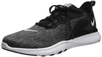 Nike Women S Flex Trainer 9 Sneaker Black White Anthracite 12