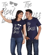 The Boss Real Couples T-shirts