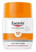 Eucerin - Sun cream tinted cc spf50 50ml medium color