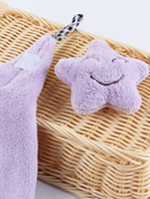 Random Color Star Decor Drying Towel 1pc