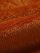 Men Solid Fleece Lined Jacket