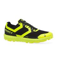 Scott Sports Supertrac Rc 2 Mens Trail Running Shoes - Black Yellow