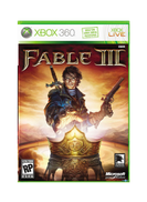 Fable 3 for Xbox 360
