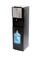 Geepas Hot And Cold Water Dispenser 7L GWD17021 Black Silver