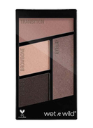 Wet N Wild Color Icon Eyeshadow Quads Silent Treatment