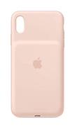 أبل غطاء البطارية الذكي من ابل - بينك ساند لجهاز iPhone XS Max