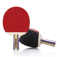 KUANDARPP Table Tennis Bat Table Tennis Set High Wear Resistance two Rackets + One Bag + Two Balls Non-slip, Good for Offense and Defense, Long handle