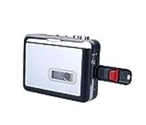 SUNYOY شريط كاسيت تحويل إلى MP3 WAV محول كاسيت إلى USB فلاش يو القرص الصوت Captuer مشغل موسيقى