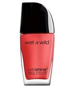 Wet N Wild Shine Nail Color Grasping At Strawberries