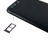 Mobile phone SIM card accessories SIM Card Tray for OnePlus 5Slate Grey Color : Color1