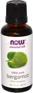 Now Foods, Essential Oils, Bergamot, 1 fl oz 30 ml
