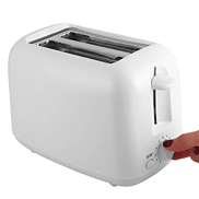 XYSQWZ Bread Maker Machines, Toaster Toaster Baking and Heating Home Sandwich Breakfast Machine Fully Automatic Breakfast Toaster Kitchen White Gift for Friends