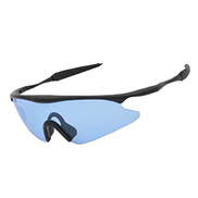 Xiangwubaihuo Sunglasses Riding Glasses Goggles Tactical Goggles Wind Impact Glasses Sand X100 Size : Blue