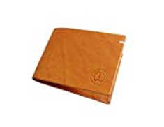 TNW Tan Leather For Men - Bifold Wallets