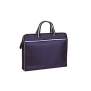 HUIJUNWENTI Briefcase, Portable File Bag, Canvas Handcuffs, Male And Female Students, Waterproof File Bag, Bag, Blue Color : Blue