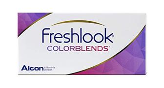 FreshLook Colorblends - Brown 2 Lenses Monthly