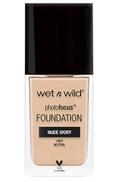 Wet N Wild Photo Focus Foundation Nude Ivory