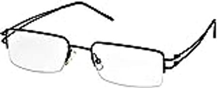 NIK03 Unisex Optical Frames 208-3 Black-53-19-135