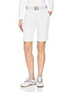 Puma Women's Pounce Bermuda Golf Shorts - Bright White