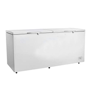 Wolf Power Chest Freezer 600 Litres, Quick Freeze with 2 Storage Baskets - White WCF600DD