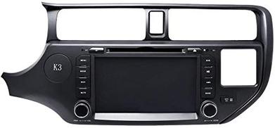 ماجيك تاتش ، نظام تحديد المواقع مع دي في دي بشاشة 7 انش ، متوافق مع سيارات كيا ريو - موديل - 2012-13