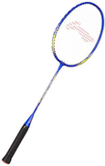 Li-Ning XP 800-Srikanth Signature Series Aluminum-Alloy Isometric Strung Badminton Racquet with cover Blue Yellow