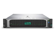 HPE ProLiant DL380 Gen10 Intel 10-Core Xeon-S 4210 2.20GHz, 32GB, 8 x Hot Plug 2.5in, Small Form Factor, Smart Carrier Array P408i-a SR, No Optical, 800W, 3yr Next Business Day Warranty - P02464-B21 P408i P02464