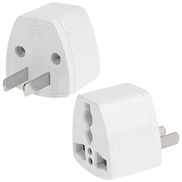 DSFMXSD Power Adapter Adapter Travel Wall Power Adapter Plug Adapter, US PlugWhite Color : Color1
