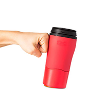 Mighty Mug Solo Plastic Red 1899D