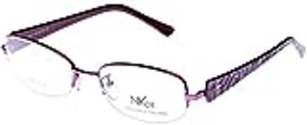 NIK03 Womens Optical Frame 478-31 Burgendy-54