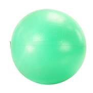 Eco Wise Fitness Fitness Ball in Honeydew