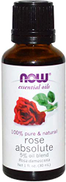 Now Foods، زيوت عطرية ، خلاصة الورد ، 1 أونصة سائلة 30 مل