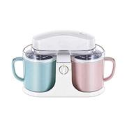 KUI RFSTGYU Electric Ice Cream Maker Home Machine Mini Small Automatic Yogurt