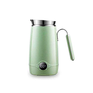 ZYSWP Portable Kettle Electric Kettle Travel Mini Small Home Office Health Pot Multifunctional Insulation Porridge Color : A