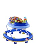 Baby Plus Baby Walker, 6 Months to 2 Years Old, Blue