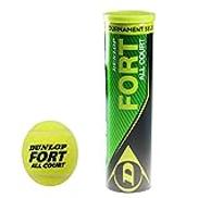 TENNIS BALL DUNLOP FORT 601234 - 3pcs tin