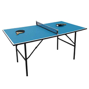 WEIZI Portable table tennis sets with 2 bats retractable table tennis nets for children adults indoor-outdoor game for school home sports club office