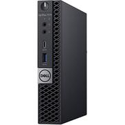 Dell Optiplex 7070 Home and Business Desktop Black Intel i5-9600T 6-Core, 64GB RAM, 128GB PCIe SSD + 1TB HDD 2.5, Intel UHD 630, Wifi, Bluetooth, 5xUSB 3.1, 2 Display Port DP, Win 10 Pro