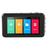 needlid Car Video Recorder, Car Dash Cam 170 Wide Angle for Car Safety for Video Recording