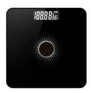 NILINLEI Scales Digital Weight and Body Fat, Scale Floor Solar Smart Electronic LED Bathroom
