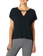 prAna Women's Linden Top Medium black