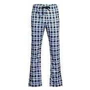 Starryflashingmen Pants Men Casual Plaid Printing Long Pants, Male Fashion Drawstring Long Pajamas Pants Trouser
