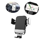 CWWHY Car Phone Holder, Gravity Universal Air Vent Phone Mount Stable Car Cradle Mount 360 Adjustable