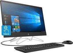 HP 24-F0017NE All-in-One Home Desktop PCs, Core i5- 9th Gen., 1TB HDD + 128GB SSD, 8GB RAM DDR4-2400 MHz, NVIDIA GeForce MX110 Touch Screen Win10 9CR25EA F0017ne
