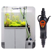 Akl Aquarium External Heater In Line Fish Tank External Heater 500w 300w Adjustable External Inline Heater For Canister Filter Price In Dubai Uae Compare Prices